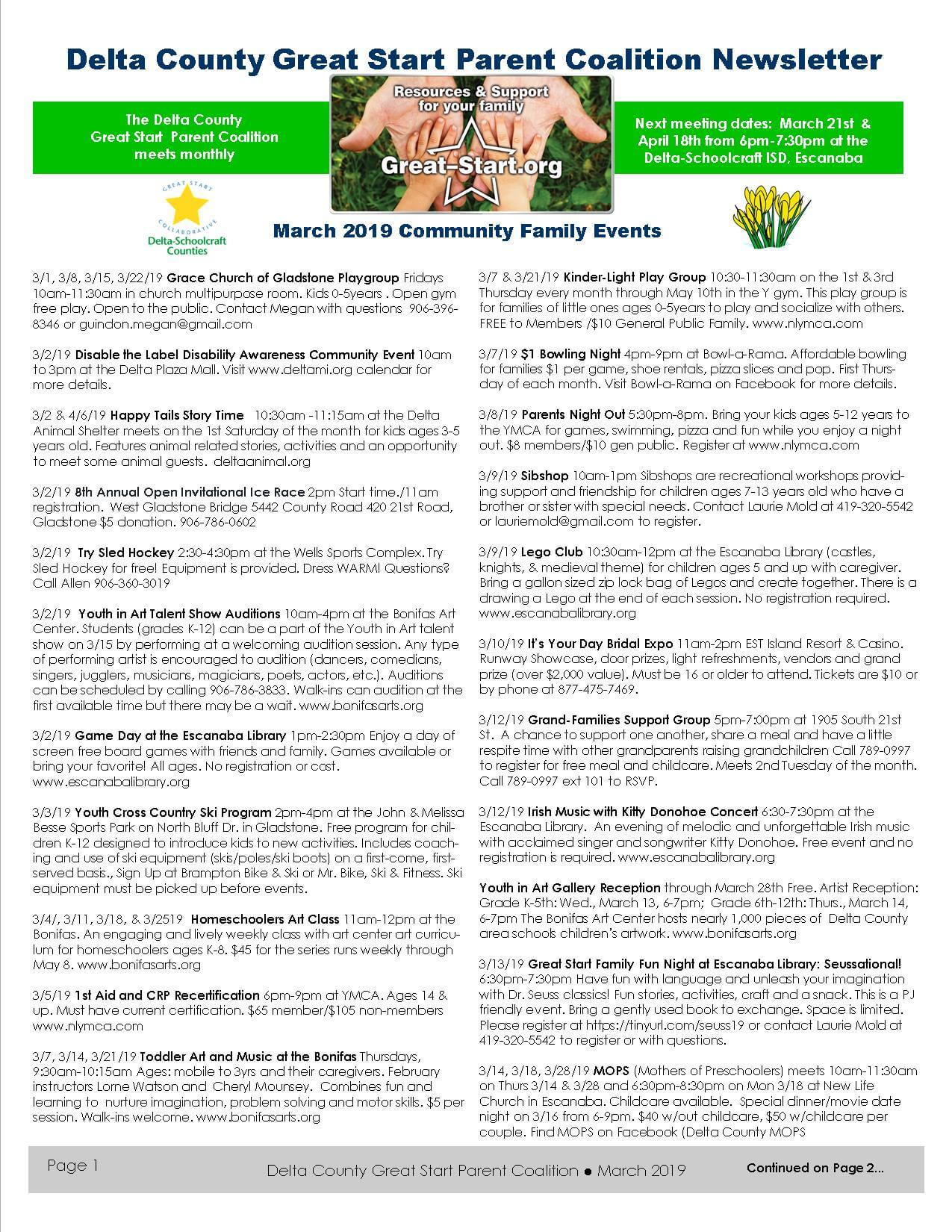DCGSPC Mar 2019 Newsletter pg1of2
