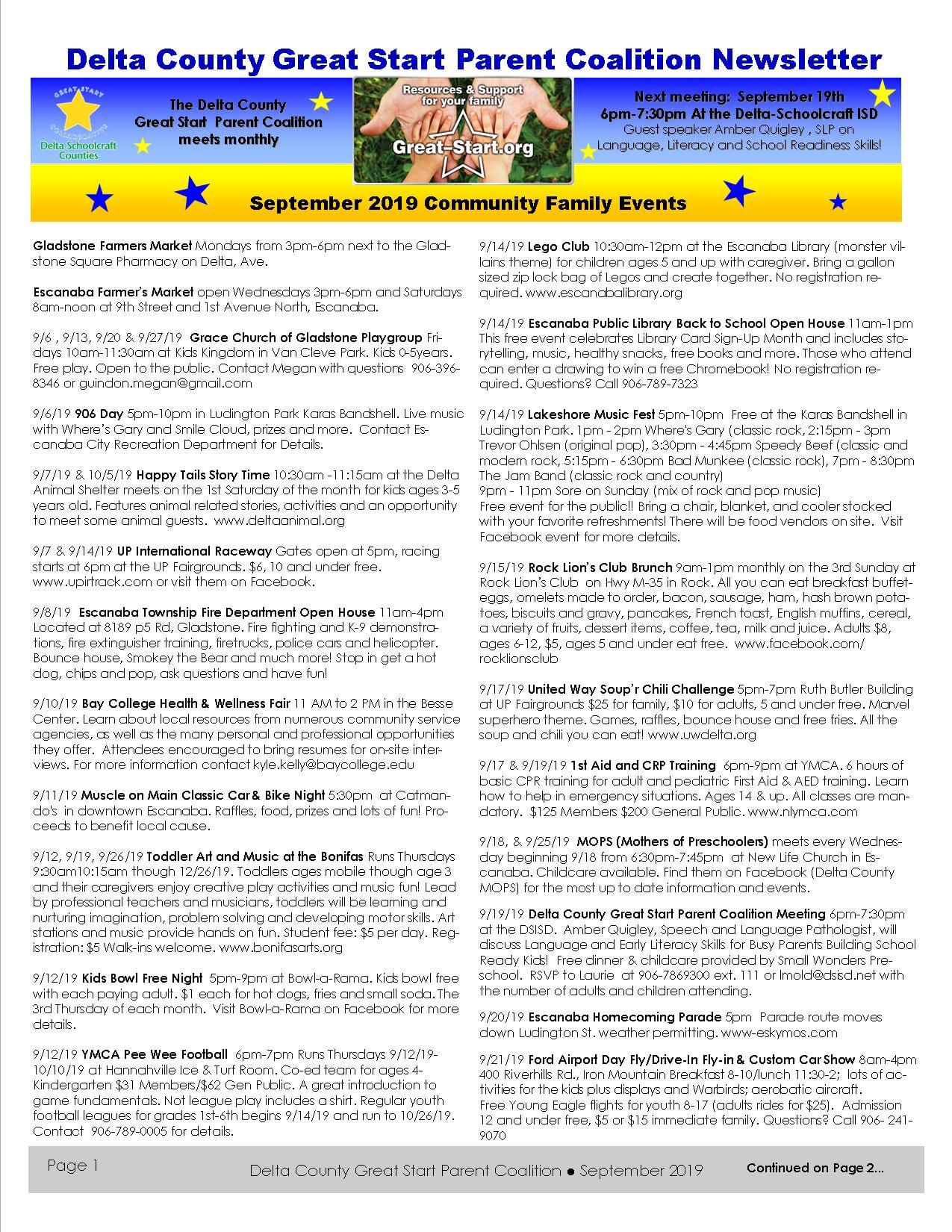 Sept newsletter pg1