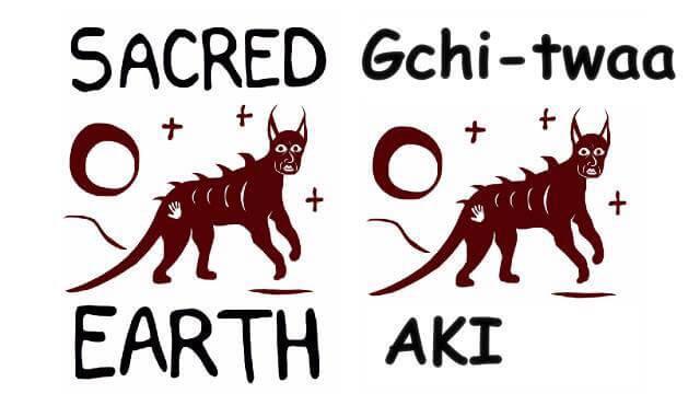 Sacred Earth, Gchi-twaa AKI