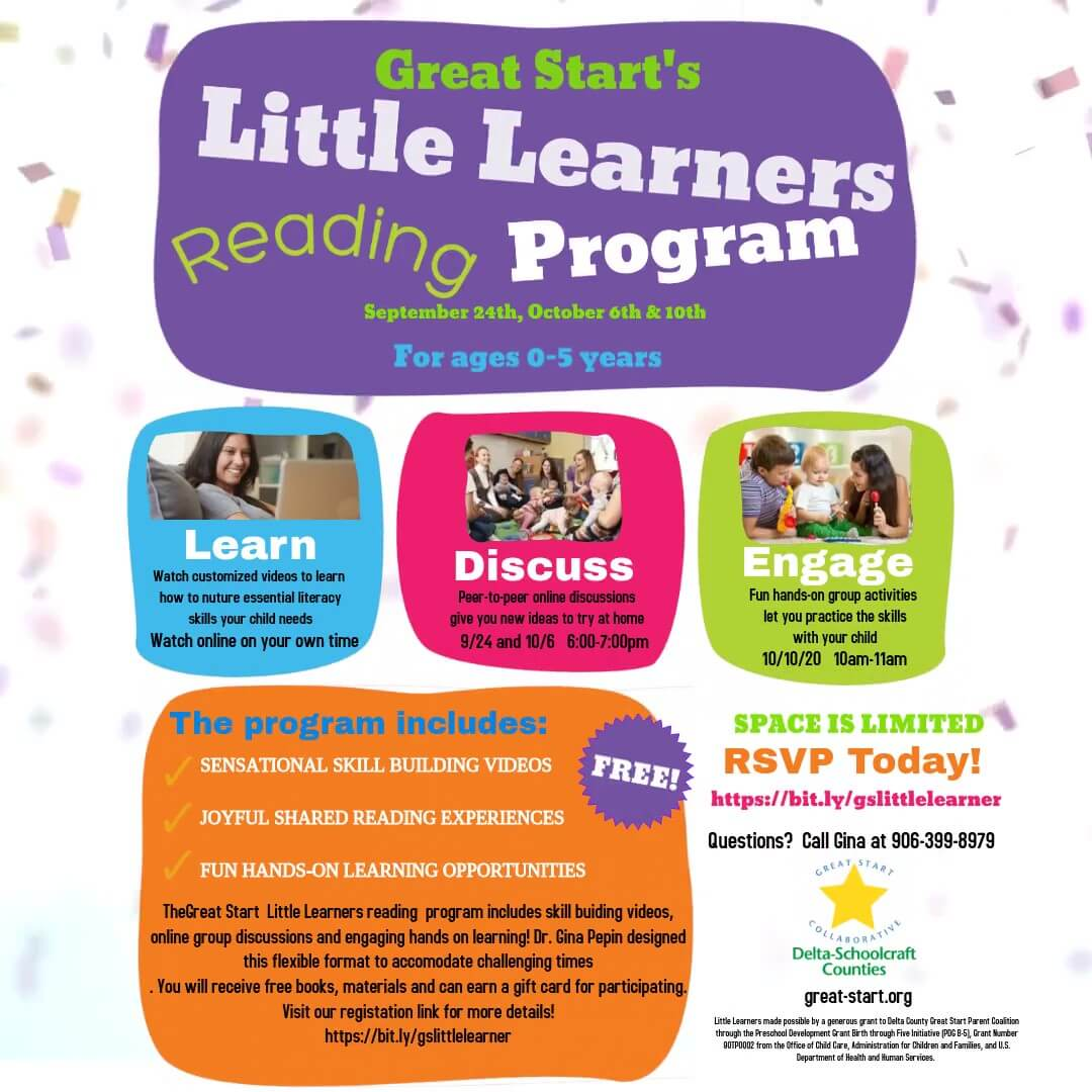 Little Learners Sept